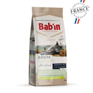 Bab'in Chat Adulte Urinaire Gamme Selective