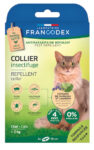 Collier insectifuge chat Francodex