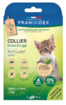 Collier insectifuge chaton Francodex