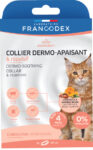 Collier dermo insectifuge chat et chaton Derm & Soft