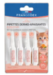 Pipettes dermo insectifuge chaton Derm & Soft