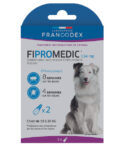 Fipromedic 134 mg - Solution spot-on chien Francodex