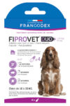 Fiprovet Duo - Solution spot-on chien Francodex