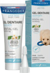Gel dentaire chiot Francodex