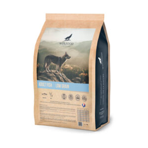 Wolfood Chien Adult Fish