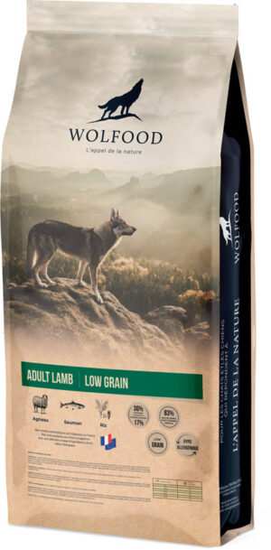 Wolfood Chien Adulte Agneau